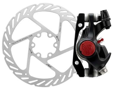 Brzda Avid BB5 MTB Black CPS, 160mm