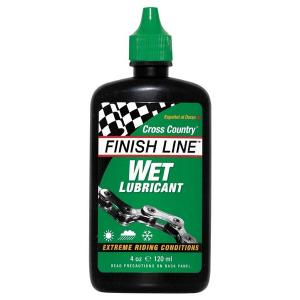 Finish Line WET Lubricant 120 ml
