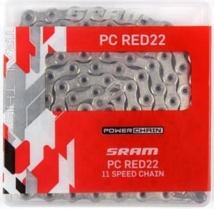 Řetěz Sram PC Red22 HollowPin 11r.